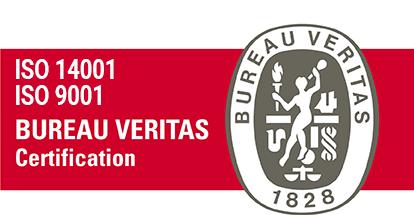 Certification ISO 14001 et ISO 9001 2018
